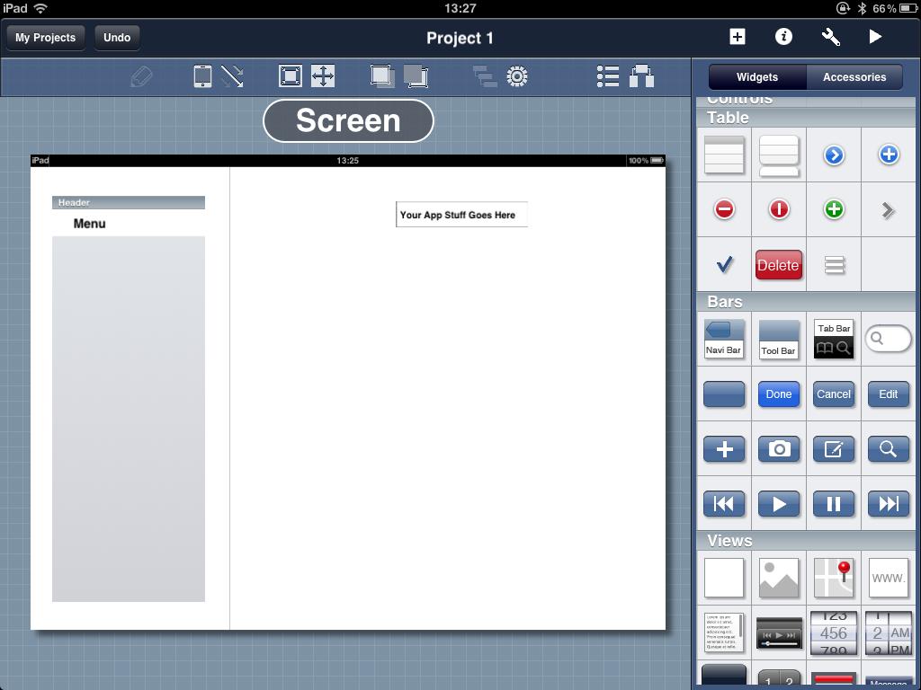 Top 25 ipad apps for business it consultants blueprint ipad app screenshot malvernweather Gallery